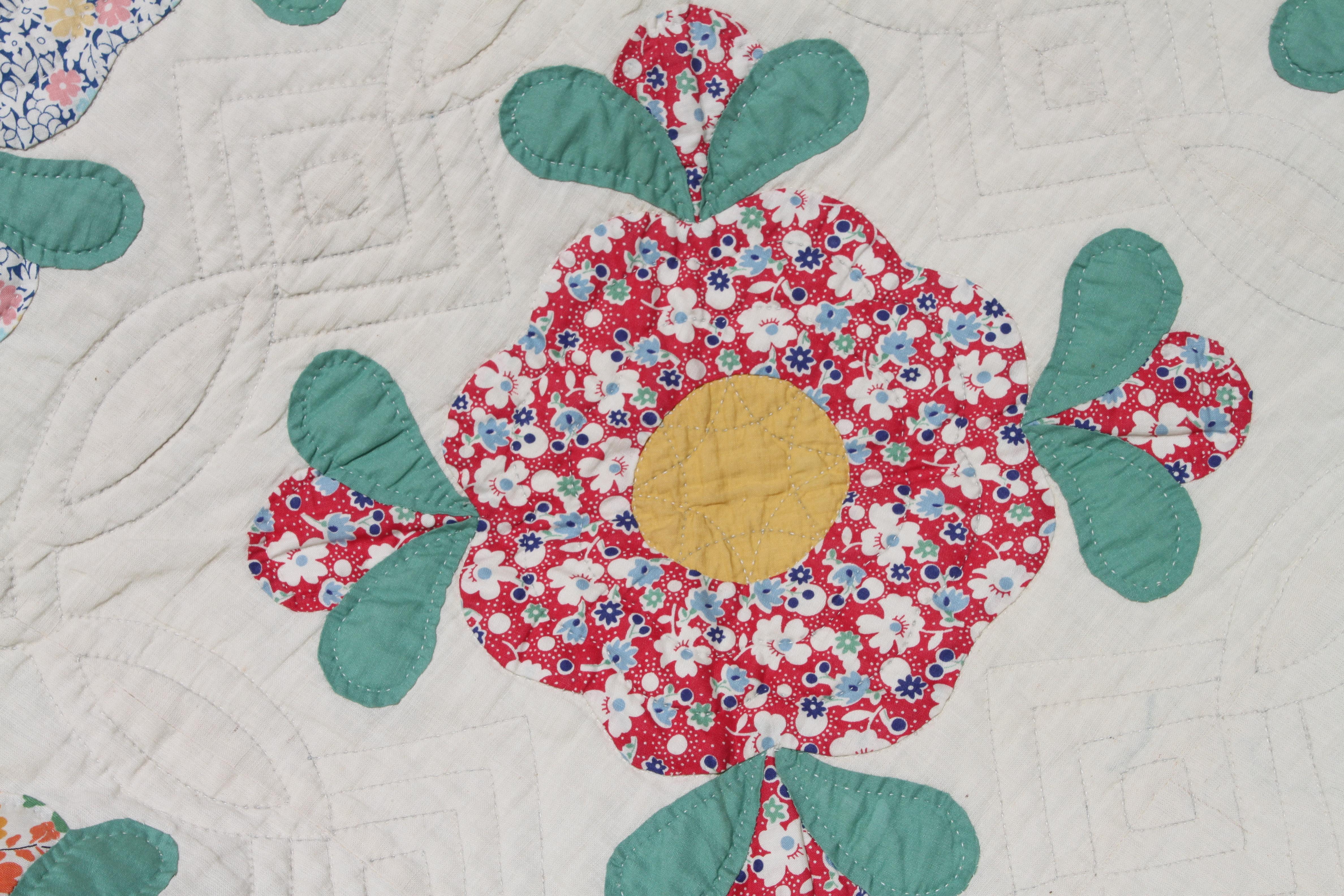 Vintage Quilts for sale at 2018 Bazaar – Hilltop Guild