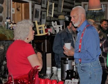 Cindy Rockett and Larry Sexton